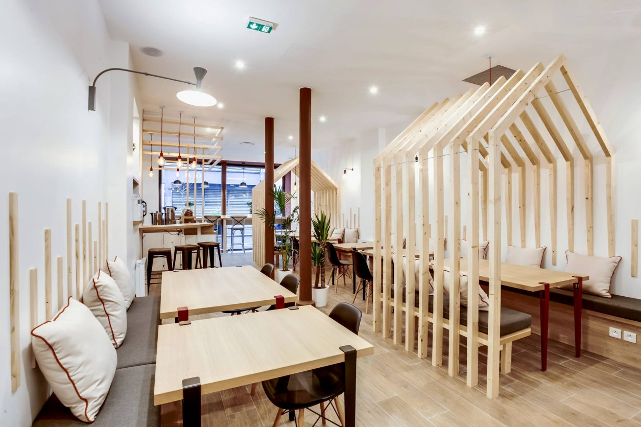 Hubsy cafe coworking