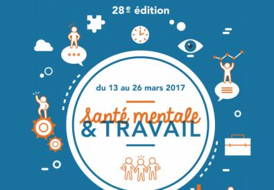 affiche semaine information sante mentale 2017 travail