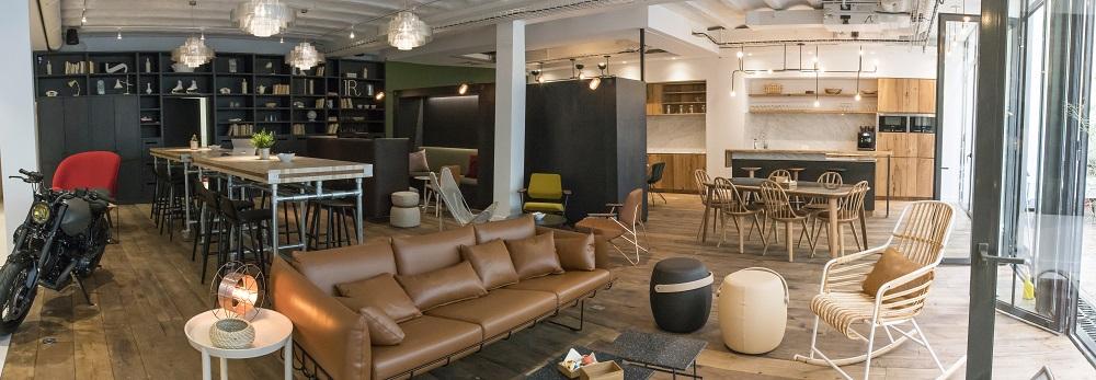 Bien tre au travail les fondamentaux du living office for Amenagement espace detente entreprise