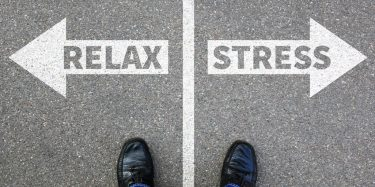 Stress stressed relax relaxed health businessman business concept problem healthy
