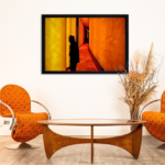 La photo graphique – Orange Mégachic