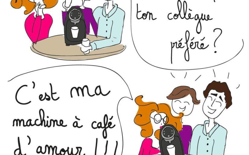 Julie cafe