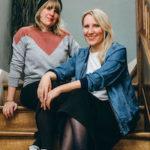 Fanny et Anne Sophie Lesage