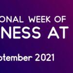 International week of happiness 2021