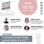 Webi MHJ 12.10 – Booster l'engagement grâce à la QVT